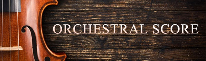 Orchestral Score