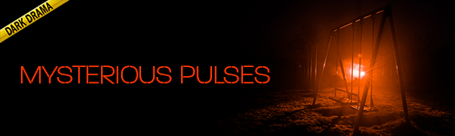 Mysterious Pulses Dark Drama music collection from ALIBI for news, crime shows, documentaries, film, television, podcasts, youtube, video games