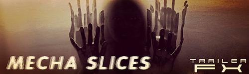 Alibi Production Music Library Mecha Slices Trailer FX