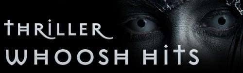 Thriller Whoosh Hits Trailer Sound Design FX