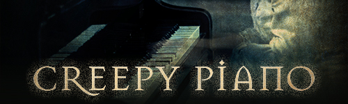 Creepy Piano music for licensing.