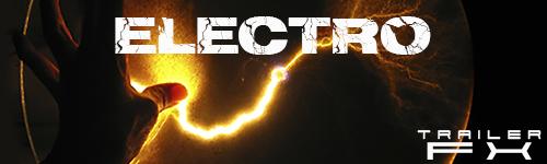 Alibi Production Music Library Electro Trailer FX