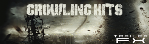 Alibi Production Music Library Growling Hits Trailer FX