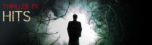ALIBI Thriller FX Toolkit Hits for film trailers