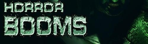 Horror Booms Trailer X