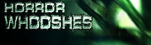 Horror Whooshes Trailer FX