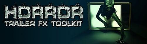 Horror Trailer Sound FX Toolkit