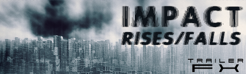Alibi Production Music Library Impact Rises and Falls Trailer FX