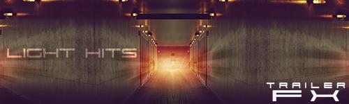 Alibi Production Music Library Light Hits Trailer FX