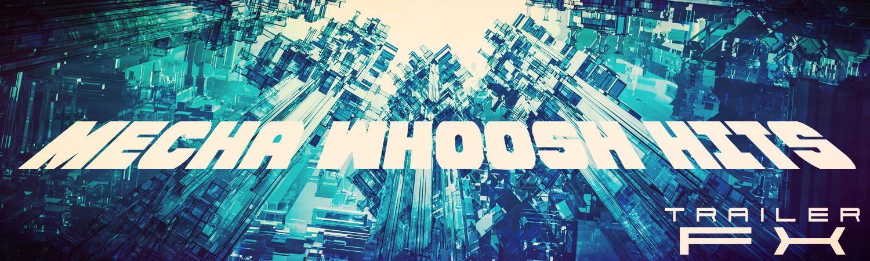 Alibi Production Music Library Mecha Whoosh Hits Trailer FX