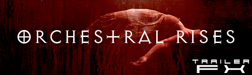 Alibi Production Music Library Orchestral Rises Trailer FX
