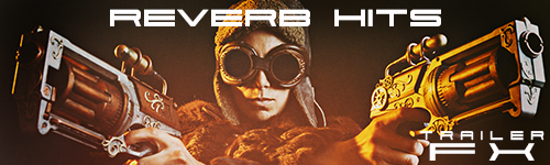 Alibi Production Music Library Reverb Hits Trailer FX