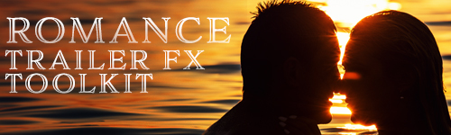 ALIBI Music romance Trailer Sound Design FX Toolkit for Licensing