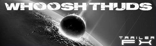 Alibi Production Music Library Whoosh Thuds Trailer FX