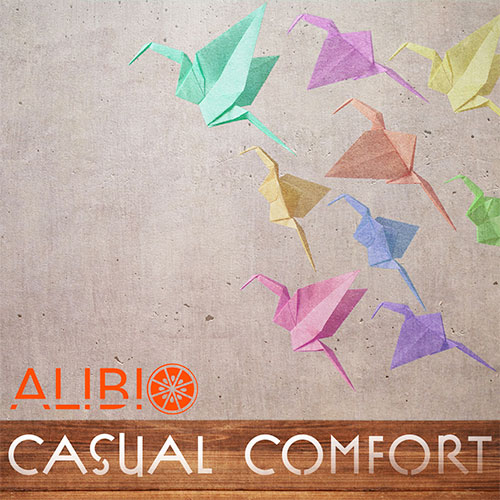 ALIBI's ALIBI Orange Catalog presents licensable Casual Comfort music for video game developers development
