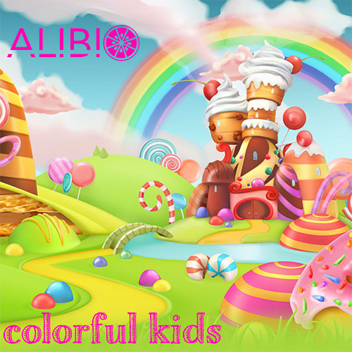 ALIBI's ALIBI Orange Catalog presents licensable Colorful Kids music for video game developers developments