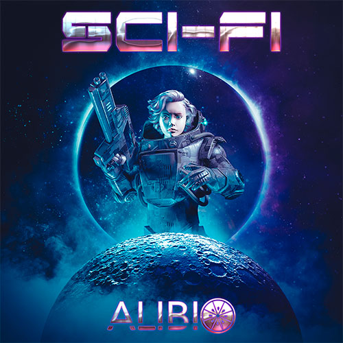 ALIBI's ALIBI Orange Catalog presents licensable sci-fi music for video game developers development